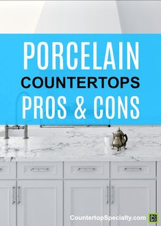 Porcelain countertops are often overlooked but gaining popularity. Learn why in our complete review and buyer's guide. Pros & cons, cost vs. granite, quartz, care, and durability.
