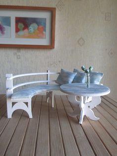Мебель для кукол. Домик для кукол. Кукольный дом