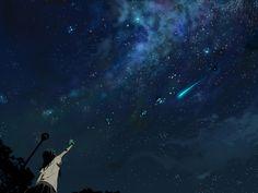 Nature : Starry Night Sky Wallpaper Free Spring Wallpaper. Free Desktop Wallpaper. Free Wallpaper For Desktop.