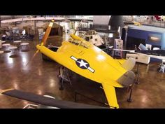 Aviation - The Vought V-173 Flying Pancake - The Frontiers of Flight Museum http://www.FunPlacesToFly.com