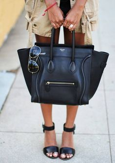 Celine bag. No one will ever understand how badly I want one. Loving this Celine…