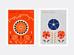 #illustration#stamp