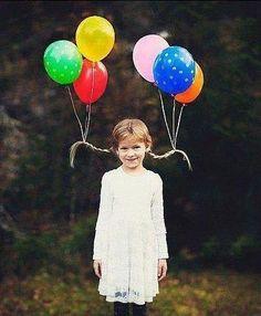Crazy hair day idea!
