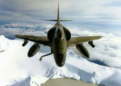 A4K Skyhawk ex RNZAF