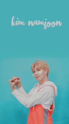 Ideas Wallpaper Love Yourself Bts Answer<br> Namjoon, Rapmon, Bts Bangtan Boy, Bts Rap Monster, Bts Lockscreen, Foto Bts, Bts Photo, K Pop, Jikook