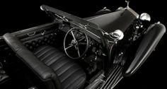Rolls-Royce Phantom II Continental Drophead Coupe by Binder of Paris 1930