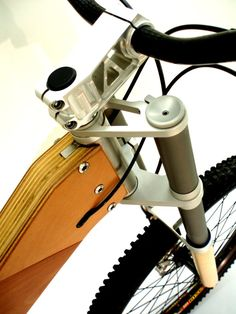 Heiko Brehm wood design – lamps and lights made of wood - Decor With Wood Wooden Bicycle, Wood Bike, Lamp Design, Wood Design, Bike Details, Drift Trike, Motorcycle Posters, Cargo Bike, Mini Bike