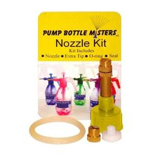 PB Mister Nozzle Replacement Kit Yellow
