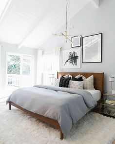 Bedroom furniture. You'll be stunned, the majority of people tend not to put a great deal of time and effort into redecorating their homes correctly. Well, either that or they just don't know how to.