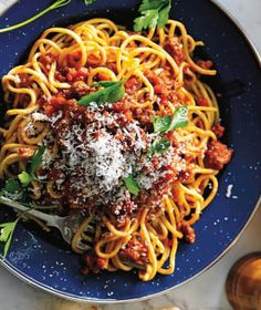 Crockpot, Slow Cooker, Spaghetti, Ethnic Recipes, Ph, Food, Fitness, Essen, Meals