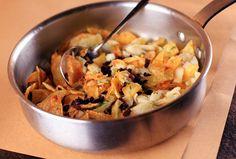 Bacalhau à Brás - receita deliciosa do chef português Vítor Sobral, o maior especialista no assunto. Autor de um livro com 500 receitas de bacalhau.