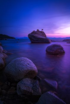 That rock in Tahoe that everyone shootsby Ryan Engstrom