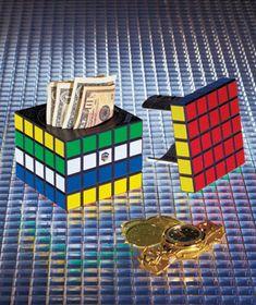Rubik's Safe