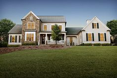 Beautiful Madison Model – Lake Haven of Crabapple – via Edward Andrews Homes