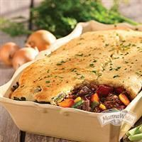 Beef Stew with Cornbread Topper from Martha White®