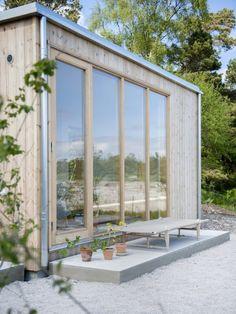 Littorinahavet 7 est le nom de cette maison imaginée et construite par les architectes suédois du studio Skälsö Arkitekter. L'habitation se trouve à quelqu