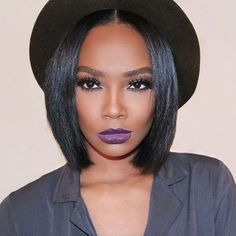 2017 Bob Haircut Ideas for Black Women. Bobs continue to grow in popularity among black women, and when you see how this timeless cut can frame the face and take your style game up a notch it&#8217…