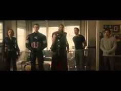 Trailer Avengers  Age of Ultron