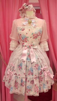 sweet-classic lolita