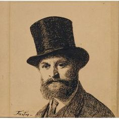 Portrait of Manet, Henri Théodore Fantin-Latour, 1867, Dallas Museum of Art