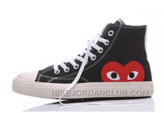 http://www.nikejordanclub.com/black-converse-comme-des-garcons-play-chuck-taylor-hi-sneakers-top-deals-beway3p.html BLACK CONVERSE COMME DES GARCONS PLAY CHUCK TAYLOR HI SNEAKERS TOP DEALS BEWAY3P Only $65.88 , Free Shipping!
