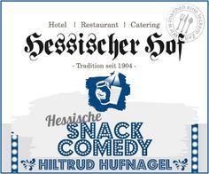 Snack Comedy – Hotel Hessischer Hof
