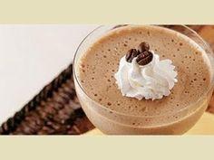 Receitas 0 carboidratos: MOUSSE DE CAFÉ