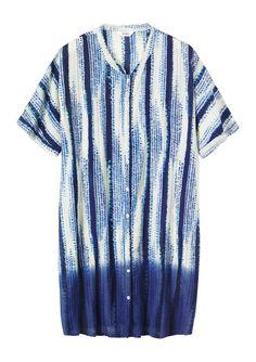 toast shibori dress