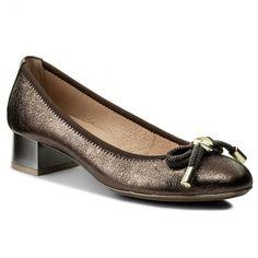 Pantofi HISPANITAS - Andros-P PHV86696 Antracita