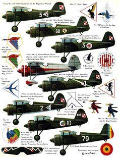 PZL P-11 (75) Page 11-960