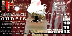 #TeramoHEROES comincia oggi: il #fumetto è #donna: #incontri, #mostre, #comics... #GuinnessWorldRecords... INGRESSO #GRATUITO! ► http://www.teramoheroes.it/ ► https://www.facebook.com/teramoheroes  | #LaDiligenzaDelSapere: #Shrandipity: #Sharesilience; #Pin.