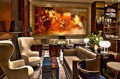 The St Regis San Francisco Lobby Lounge Mural Lobby Lounge Lobbies And San Francisco