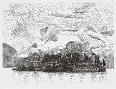 Paul Hawdon's ISOLA BELLA - LAKE MAGGIORE