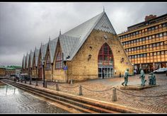 Gothenburg, Sweden...Fish Church (Market)!