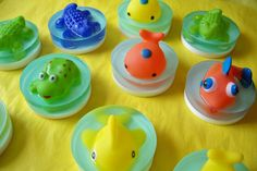 Childrens Soap Animal Soap Bath Home Decor Gifts by DaisyKays, $4.00