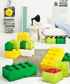 Lego Storage Bins.