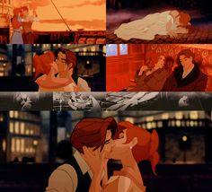 Anastasia and Demetri. <3