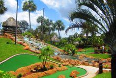 JungleGolf Ft, Myers Beach, Florida Miniature Golf, Fort Myers Beach, Florida Beaches, Golf Courses, Places To Go, Dolores Park, Road Trip, Travel, Spaces