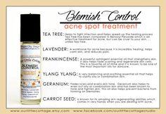 Blemish Control Blemish Control Spot Treatment by OurLittleCottage