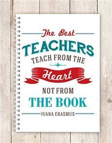 Personalised Teach F