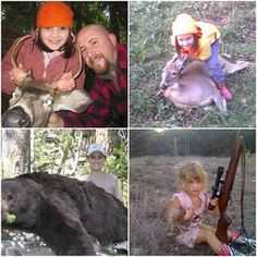 *** URGENT *** Delete The Photos Of Children And Hunted Ani... - Care2 News Network