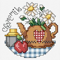 Thrilling Designing Your Own Cross Stitch Embroidery Patterns Ideas. Exhilarating Designing Your Own Cross Stitch Embroidery Patterns Ideas. Cross Stitch Cards, Cross Stitch Flowers, Cross Stitching, Cross Stitch Embroidery, Embroidery Patterns, Hand Embroidery, Cross Stitch Designs, Cross Stitch Patterns, Cross Stitch Kitchen