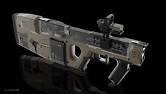ArtStation - EMG-11 energy weapon, Zsolt Kuczora Future Weapons, Gun Art, Sci Fi Weapons, Futuristic Design, Military Weapons, Hand Guns, Air Force, Concept, Arsenal