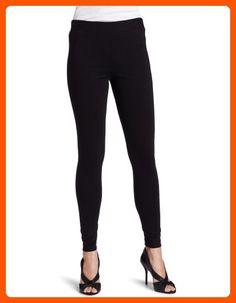 d37c231ee888dc Vince Camuto Womens Stretch Legging Pant Rich Black Large >>> Read more at  the image link. (This is an affiliate link)