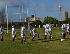 Portal Esporte São José do Sabugi: Sub-16 do CSP se prepara para ser o representante ...