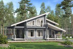 Проект дома из бруса 9 на 10 - М329