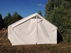 Amazon.com Customer Reviews 13 X 20 Canvas Wall Tent u0026 Angle Kit & Amazon.com: Customer Reviews: 13 X 20 Canvas Wall Tent u0026 Angle Kit ...