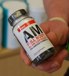 AM full Body Supplement from Complete Nutrition Store - Eastwood Towne Center - Lansing, MI #ShopEastwood