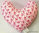 All My Love Mastectomy Underarm Pillow, offered in large or small with a pink fleece backing Small Pillows, Breast Cancer Survivor, Underarm, Heart Shapes, Pink, Ideas, Design, Pink Hair