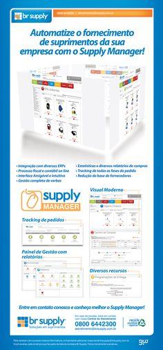 E-mail marketing especial - Supply Manager